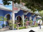 The Blue Mansion in Malaysia
