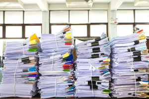 Buried at work? Clutter grows on your desk and inside your in-box!